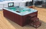 Dòng sản phẩm hồ bơi trong nhà của Tập đoàn thiết bị vệ sinh ZIMEX