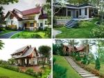Thiết kế nhà vườn đẹp không nên bỏ qua những câu hỏi này!