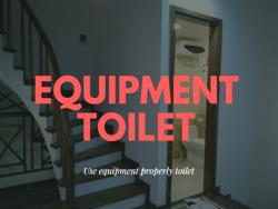 Hướng dẫn sử dụng thiết bị nhà vệ sinh đúng cách và bền lâu