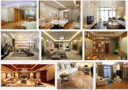 Cách chọn sàn gỗ tự nhiên cho phòng khách nhà ống làm không gian sống thêm sang trọng