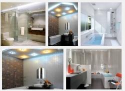 Có nên dùng trần thạch cao cho phòng vệ sinh biệt thự không?