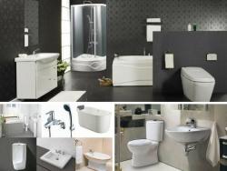 Lời khuyên cho việc chọn thiết bị vệ sinh cao cấp theo chất liệu
