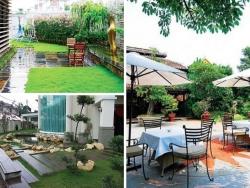 Những điểm cần nắm rõ để thiết kế ngoại thất sân vườn hiện đại
