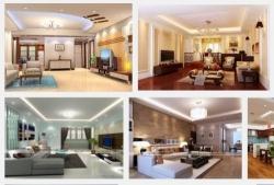 Cách chọn trần thạch cao phù hợp với phòng khách căn hộ